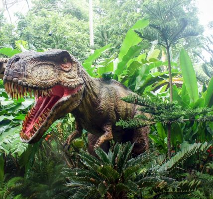 Park dinozaurów